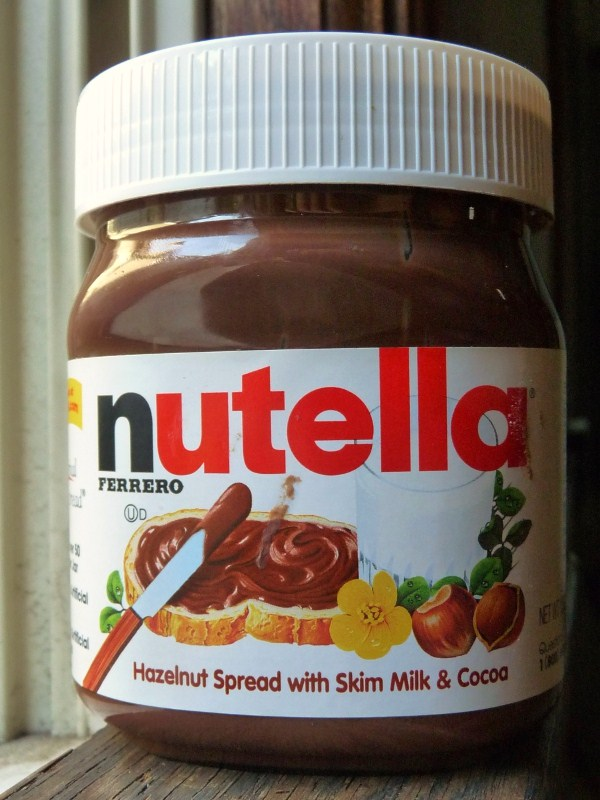 how to stop eating nutella