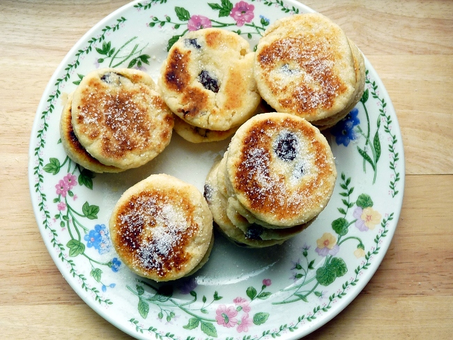 Welsh Cakes American Recipe
