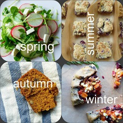 Seasonal Recipes
