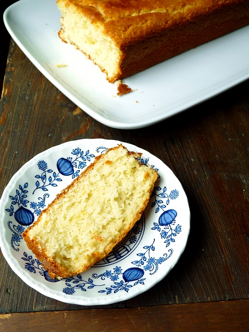 French Yoghurt Cake