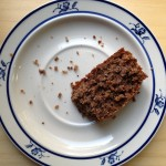 spiced ginger cake